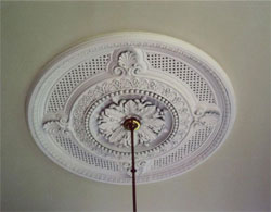 Plaster ceiling centres from Plasterwrx