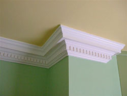Plaster Cornices from Plasterwrx