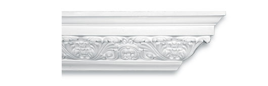 CO1 Large Acanthus Plaster Cornice